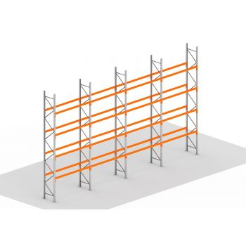 A BHD Pallet Racking set is the most common storage solution for all palletised goods from light to extra heavy duty pallets that will increase your storage capabilities.