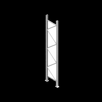 Pallet Racking Frame Assembled - 4267mm x 838mm