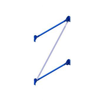 Brace Cantilever Racking Horizontal 1200mm bay (1000mm) Blue