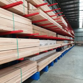 Cantilever Racking - Benefits of Cantilever Racking Systems