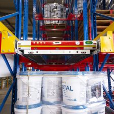 BHD Shuttle Racking is the most efficient and ideal solution for bulk pallet storage
