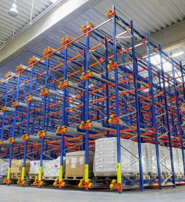 Shuttle Racking Systems