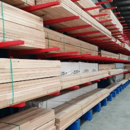 Cantilever Racking & Shelving Systems