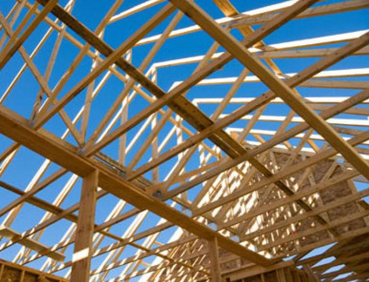 building wooden frame