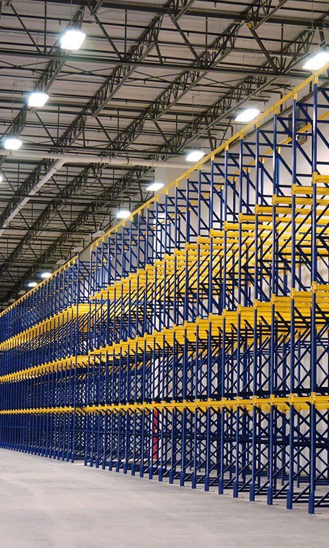Warehouse Racking Design