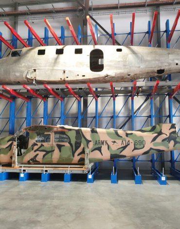 Australian War Memorial's Unique Storage Solution