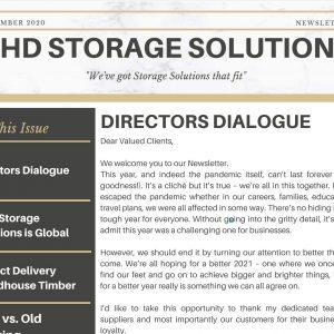 BHD Newsletter Issue 03 – December 2020